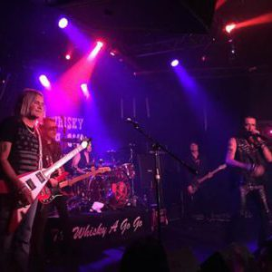 Stephen Pearcy live at the Whisky A Go-Go in West Hollywood, California, USA Concert Review