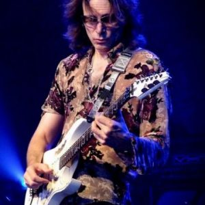 Steve Vai explains why he joined David Lee Roth and Whitesnake back in the day