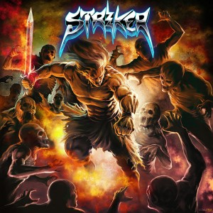 Striker CD cover