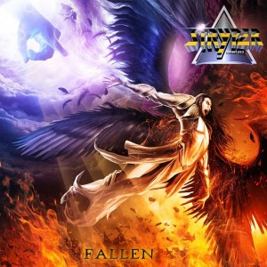Stryper CD cover
