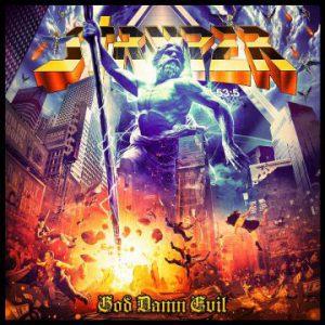 Stryper – 'God Damn Evil' (April 20, 2018)