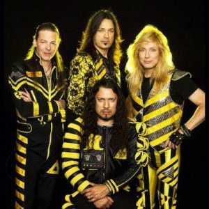 Preview of Stryper's show at The Cabooze in Minneapolis, Minnesota, USA on Nov. 2nd