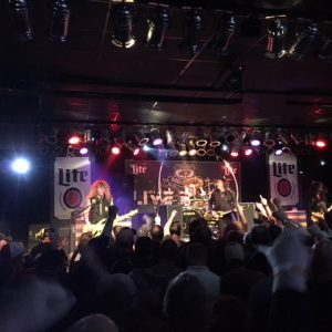 Stryper live at Route 47 Pub And Grub in Fridley, Minnesota, USA Concert Review