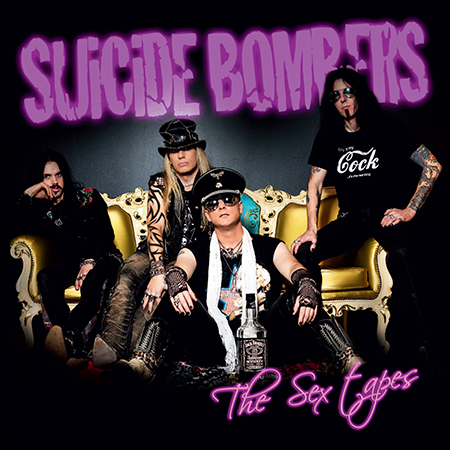 Suicide Bombers CD cover