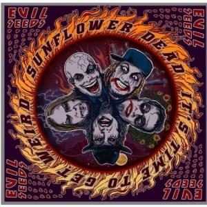 Sunflower Dead CD cover