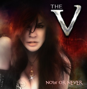 THE V COVER