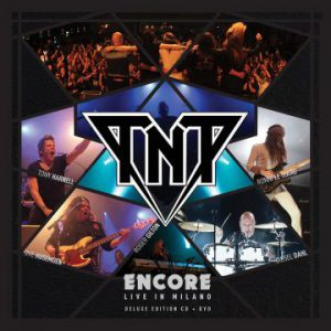 TNT – 'Encore – Live In Milano' (March 22, 2019)
