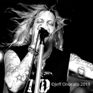 Ted Poley live at the Fish Head Cantina in Halethorpe, Maryland USA Concert Review