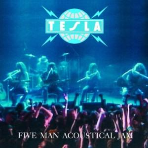 Tesla CD cover