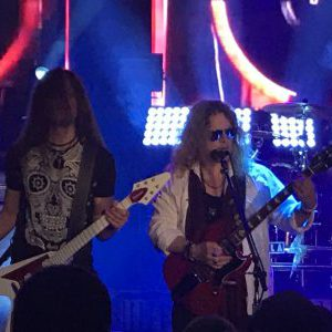 Tesla live at The Rapids Theater in Niagara Falls, New York, USA Concert Review