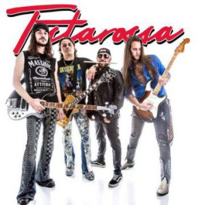 "Testarossa release video for song ""Rock-N-Roll"""
