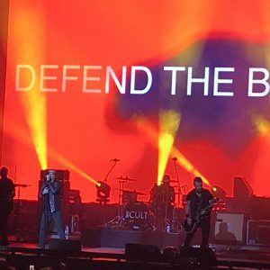 The Cult live at Budweiser Stage in Toronto, Ontario, Canada Concert Review