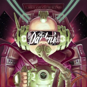 The Darkness CD cover