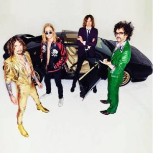 "The Darkness release new single ""All The Pretty Girls"" from upcoming album 'Pinewood Smile'"