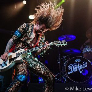 The Darkness live at The Crystal Ballroom in Portland, Oregon, USA Concert Review