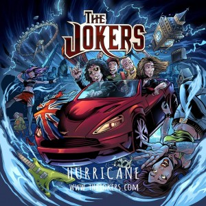 The Jokers Hurricane cover