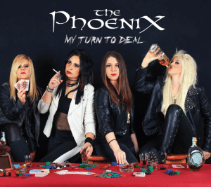 The Phoenix CD cover
