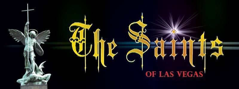 The Saints of Las Vegas poster