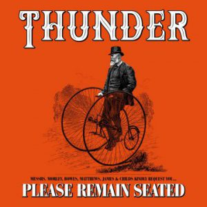 Thunder – 'Please Remain Seated' (January 18, 2019)