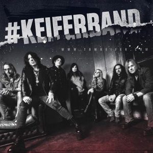 Tom Keifer states his solo band has best chemistry of any band that he's ever been in