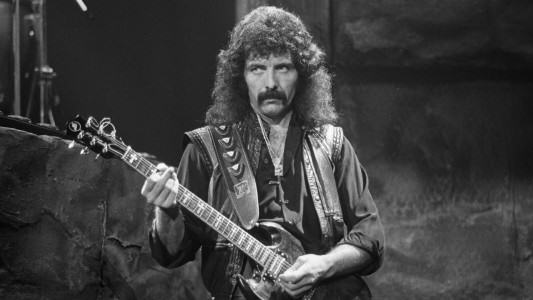Tony Iommi photo 2