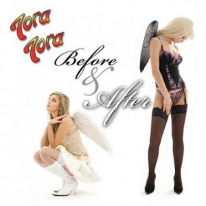 Tora Tora Before & After CD cover