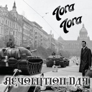 Tora Tora Revolution Day CD cover