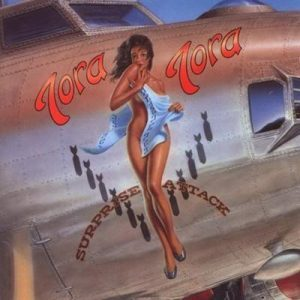 Tora Tora Surprise CD cover