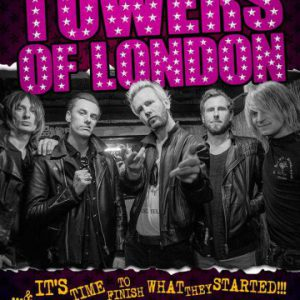 Towers of London's original line-up currently on tour and to release new album in 2019