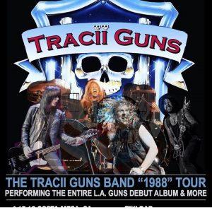 Tracii Guns poster 2
