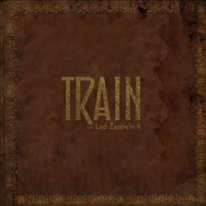 Train CD cover