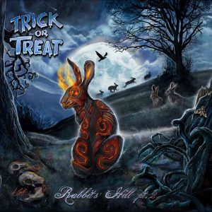 "Trick Or Treat release video for song ""Never Say Goodbye"" featuring Sara Squadrani"