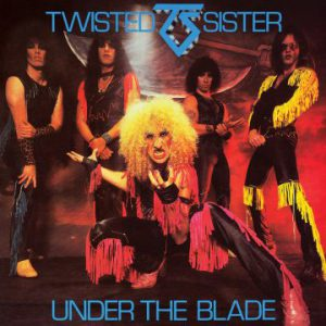 Twisted Sister: 'Under The Blade'