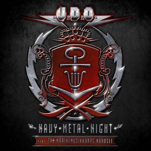 U.D.O. - Navy Metal Night cover