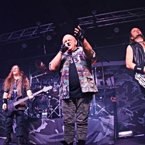 Dirkschneider w/ Hessler, Paradoxx and Cold Bearded Killers live in Chicago Concert Review