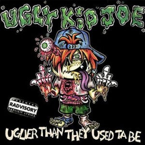 Ugly Kid Joe CD cover