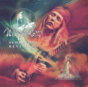 Uli Jon Roth CD cover