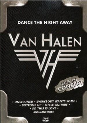 Van Halen DVD cover