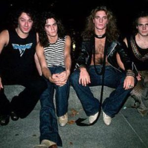 """Van Halen ended up doing """"most expensive demo tape"""" w/ Gene Simmons but did not end up using it"""