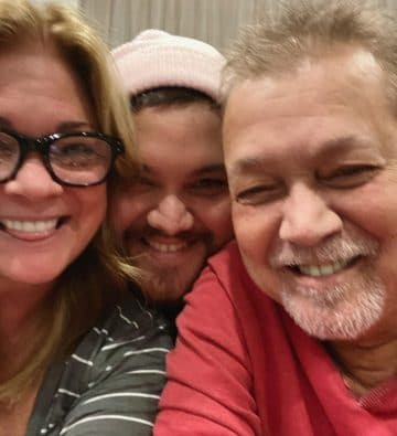 Wolfgang Van Halen Posts Family Photos With His Parents Eddie Van Halen And Valerie Bertinelli Sleaze Roxx