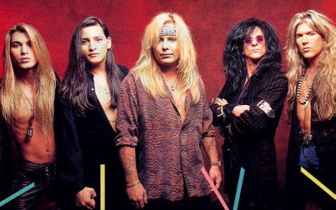 vince neil discography