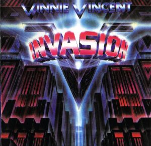 Vinnie Vincent album cover