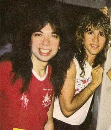 Vinnie Vincent States Boyz Are Gonna Rock Video With Mark