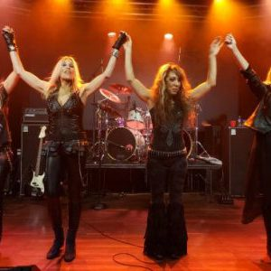 Vixen live at Club XL in Harrisburg, Pennsylvania, USA Concert Review