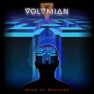 Volymian CD cover