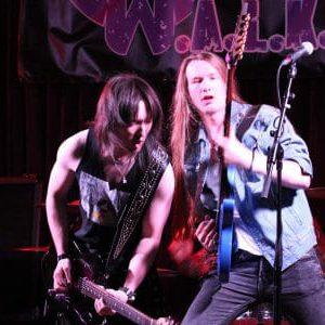 Interview with W.A.L.K.E.R. frontman Glen Walker and lead guitarist Kelan Hughes