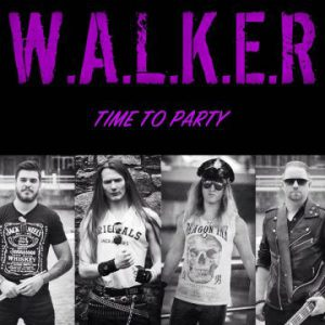 """W.A.L.K.E.R release debut video for song """"Time To Party"""""""