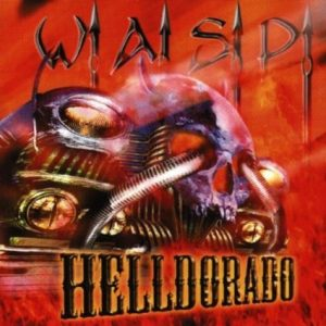 WASP Helldorado CD cover
