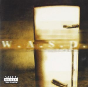 WASP KFD CD cover
