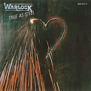 Warlock CD cover 2